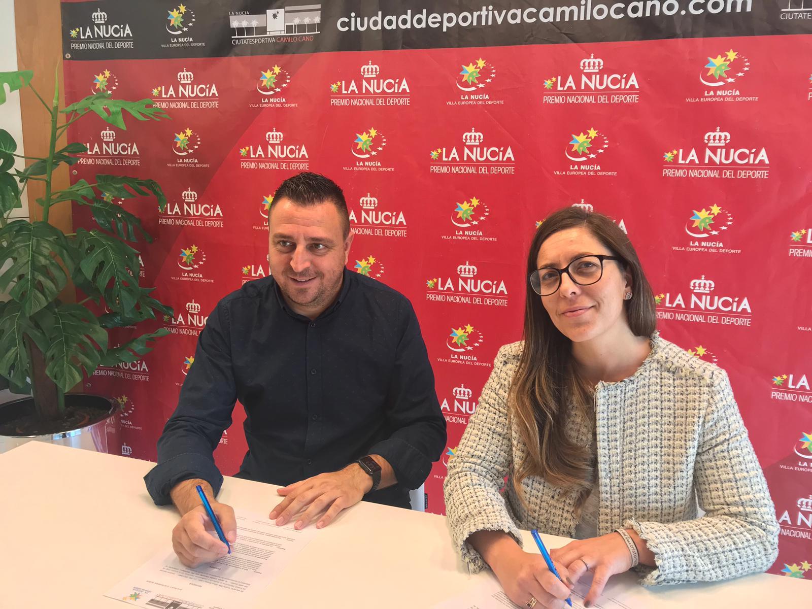 Loa Grados de Evolución Deportiva se implantarán en La Nucia