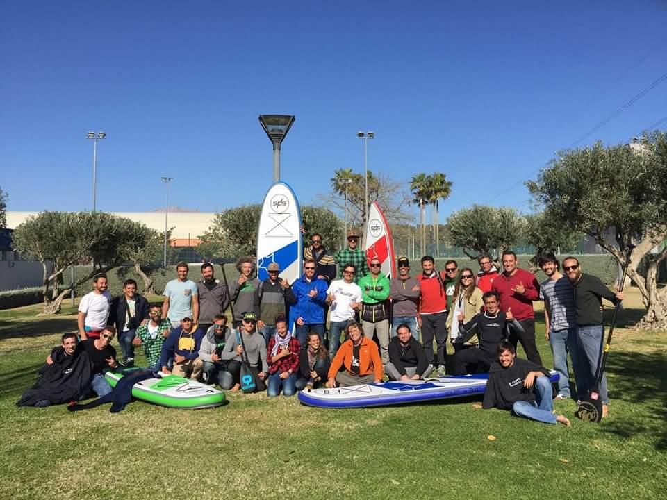 ¿Quieres conocer a nuestros primeros TEG habilitados de SUP en La Nucía?