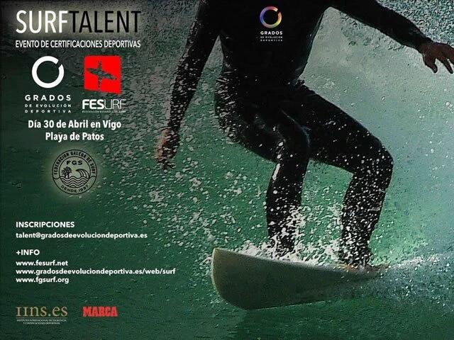 Galicia acogerá el primer #surfTalent