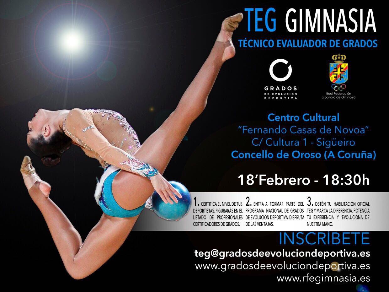 TEG Gimnasia en Galicia