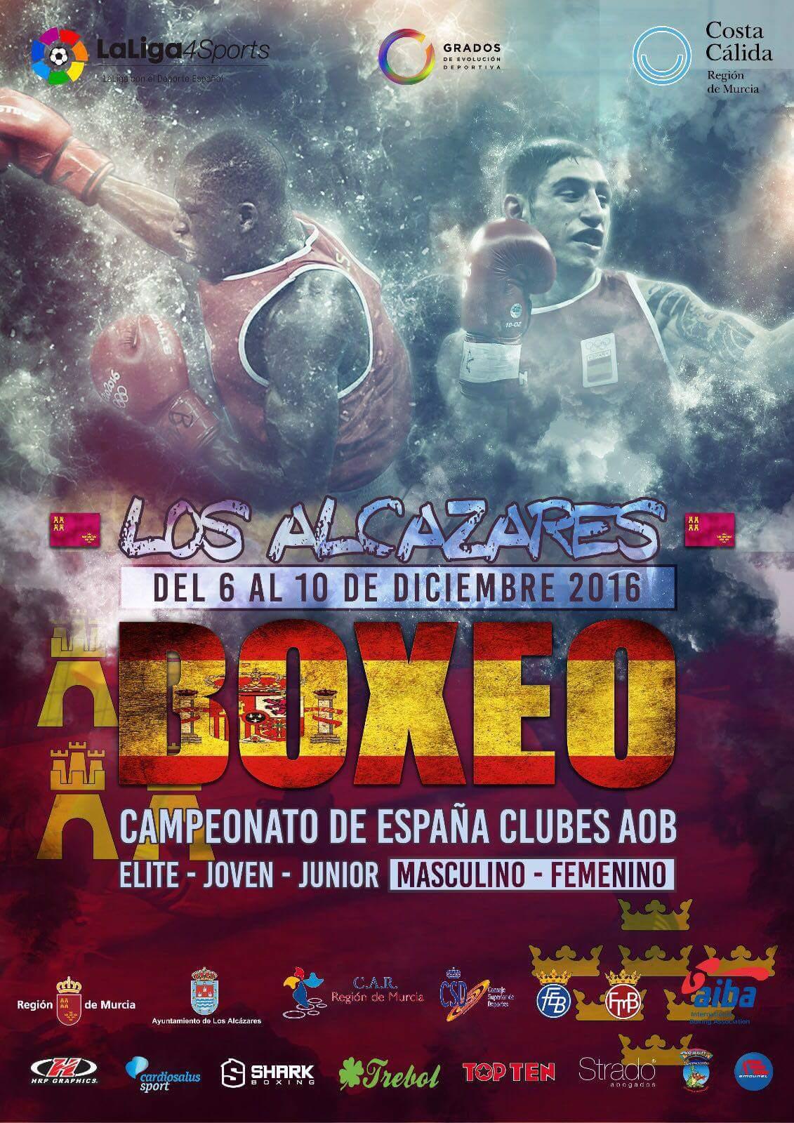 Campeonato de España Clubes AOB