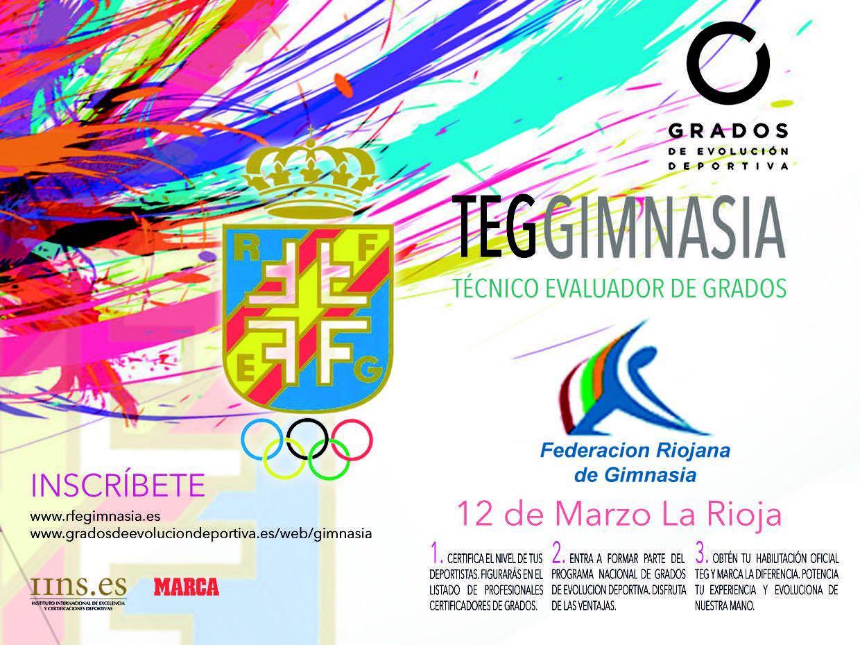 La Rioja acoge el primer TEG de gimnasia