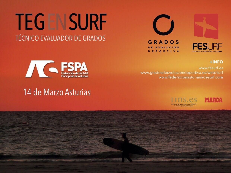 Nuevo TEG de surfing... estaremos en Asturias